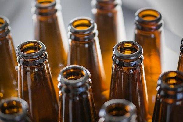 Стеклянные бутылки лучше всего подходят для розлива пива