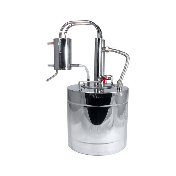 Чем чистить самогонный аппарат из нержавейки купить коптильню для горячего и холодного копчения для бизнеса